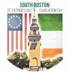 South Boston St. Patrick's Day / Evacuation Day Parade Logo