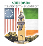 South Boston St. Patrick's Day / Evacuation Day Parade Logo